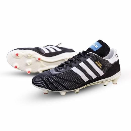 96032e648b8 Estas botas poseen el diseño original de las Copa Mundial de 1979 (las botas  más vendidas de todos los tiempos) pero en este caso el cuerpo principal es  del ...