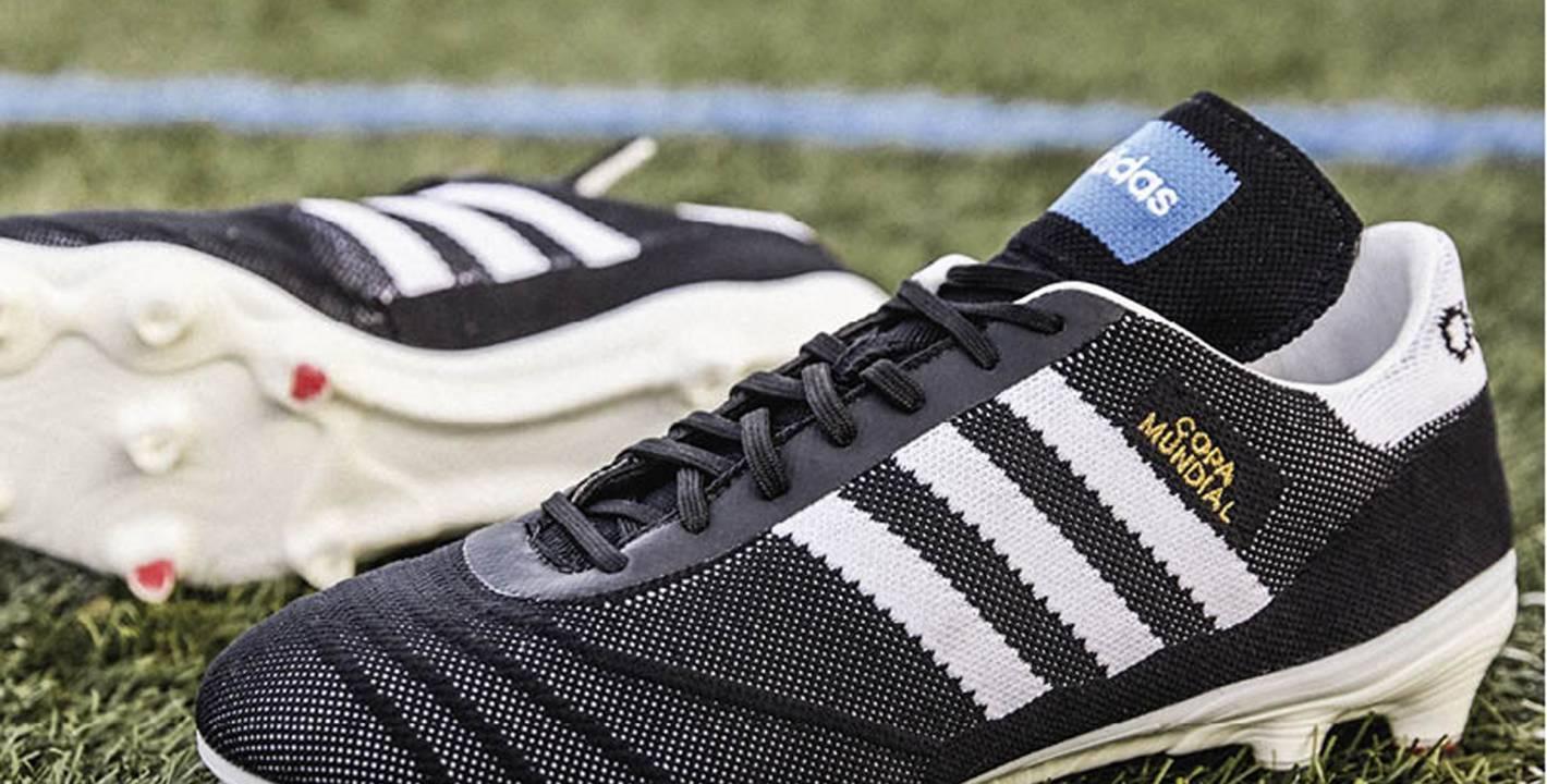 6b24884164c Adidas cumplió 70 años y lanzó las botas de fútbol más hermosas de ...