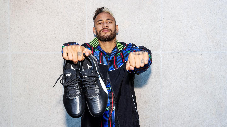 Neymar Lo Hace Oficial Firma Con Puma Y Estos Son Sus Nuevos Botines Bitbol