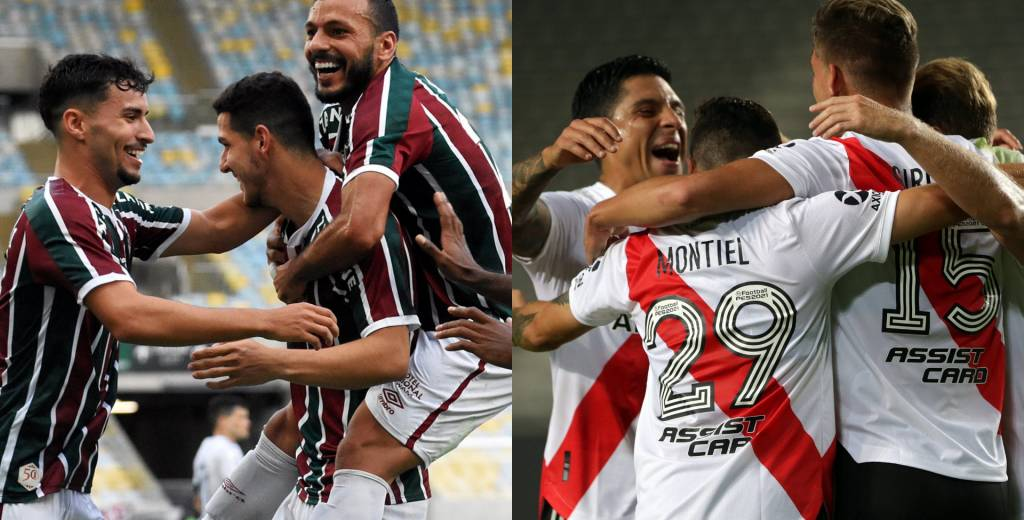 Fluminense vs River Plate: horario y dónde ver en vivo por TV