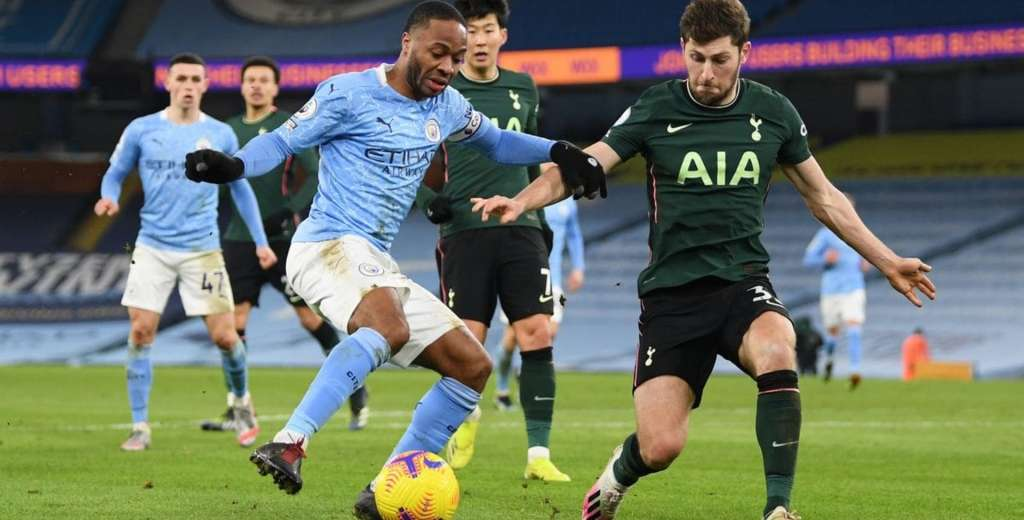 Manchester City vs Tottenham: horario y dónde ver en vivo por TV