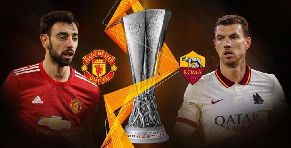 Manchester United vs Roma: horario y dónde ver en vivo por TV