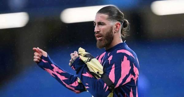 Sergio Ramos se lesiona y se pierde la primera final del PSG - Bitbol