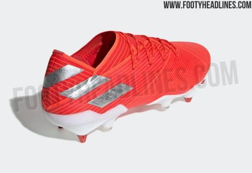 gama completa de artículos zapatillas elige lo último Las nuevas botas Adidas que Messi usará - Bitbol