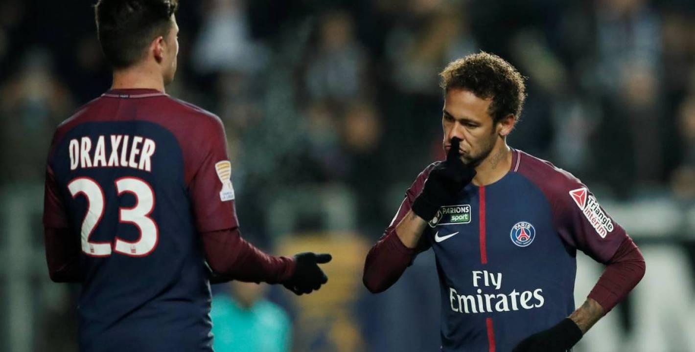 La Humillante Frase Que Le Tiró Neymar A Draxler Antes De