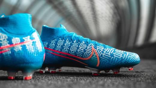 Las espectaculares botas que Nike le hizo a Cristiano