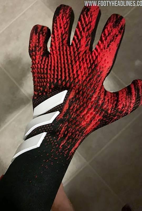 rizo Bebida Puñalada  Vienen del futuro: los increíbles guantes Adidas Predator de Ter Stegen -  Bitbol