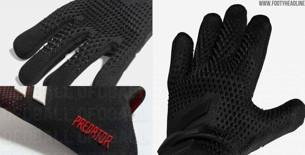 Melbourne Pico Escabullirse  Los revolucionarios guantes de portero