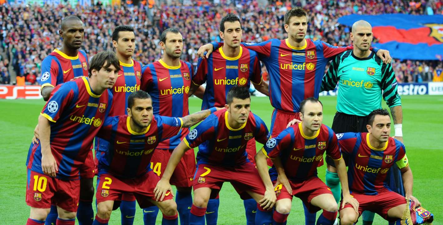 Juventus El Bayern Y El Barcelona Fueron Los Mejores Equipos De La