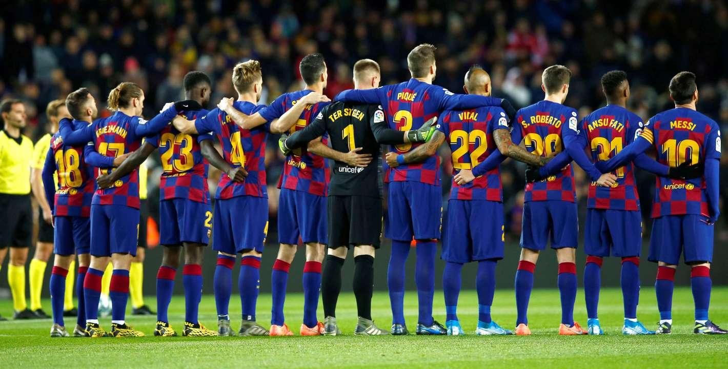 Resultado de imagen para Su madre su murió hace unos días y decidió jugar con el Barcelona